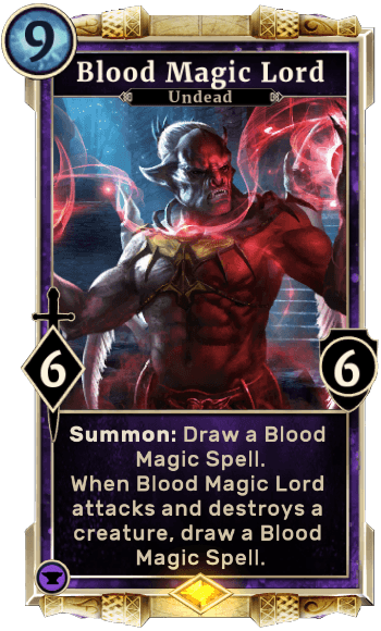 Blood Magic Lord
