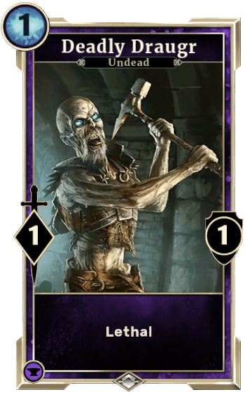 Deadly Draugr