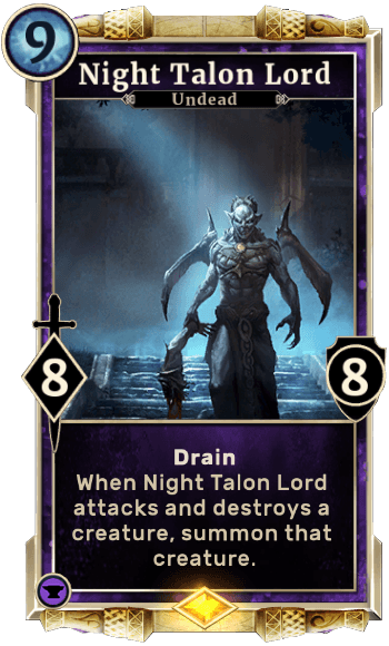 Night Talon Lord