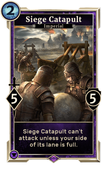 Siege Catapult
